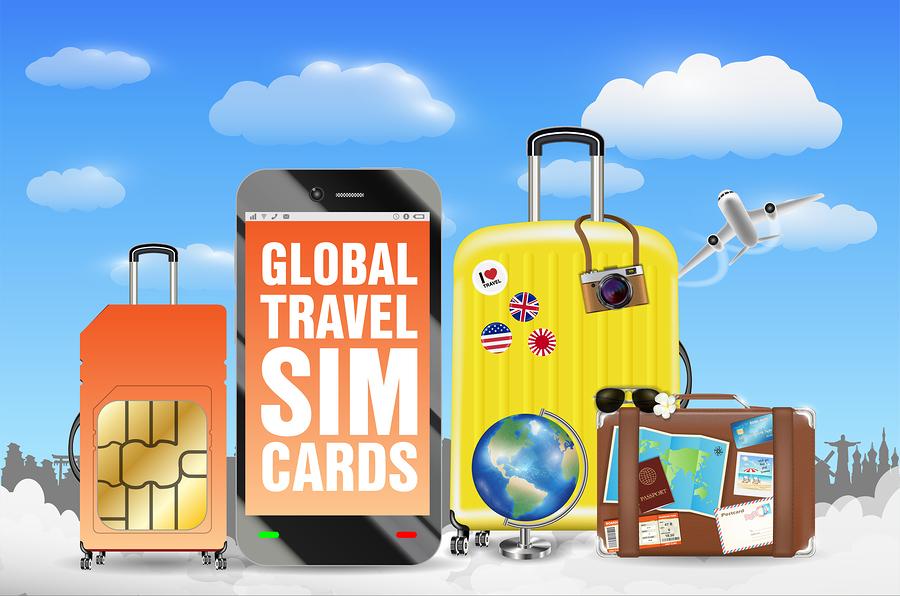 Prepaid international SIM cards
