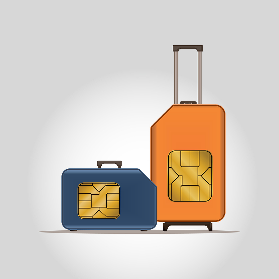 international roaming prepaid SIM card