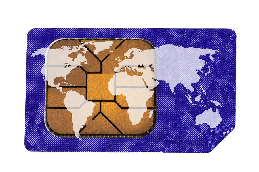 Prepaid Travel SIM Card