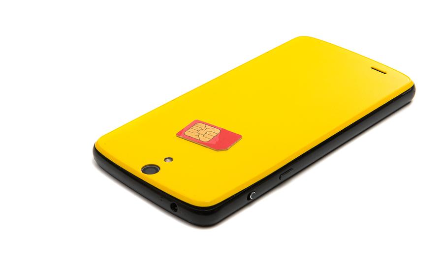International Prepaid SIM Card