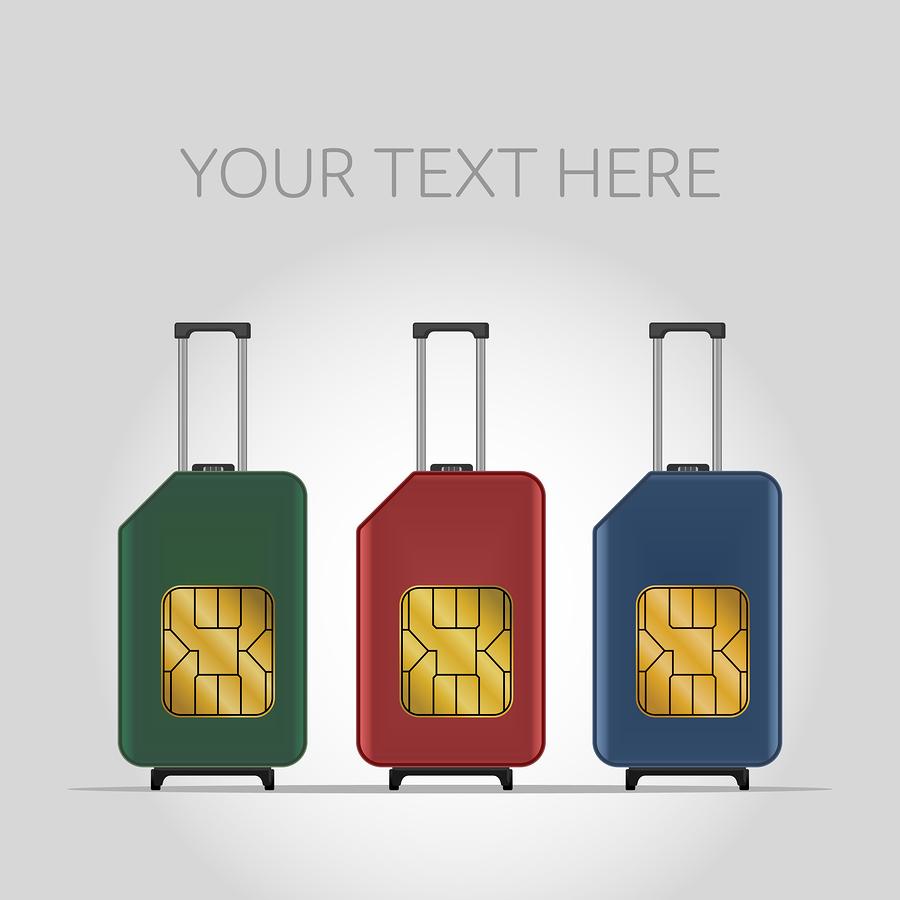 international travel SIM card