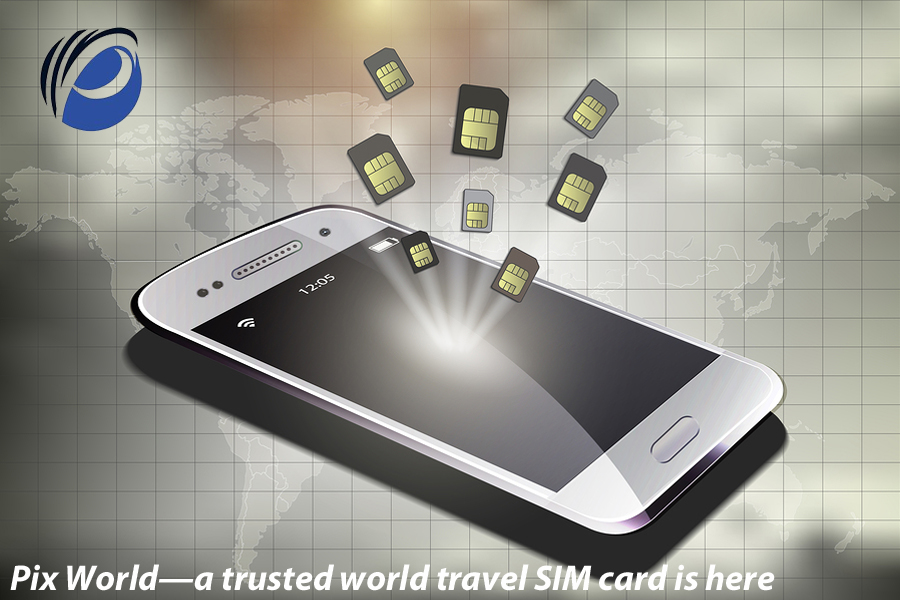 World travel SIM card