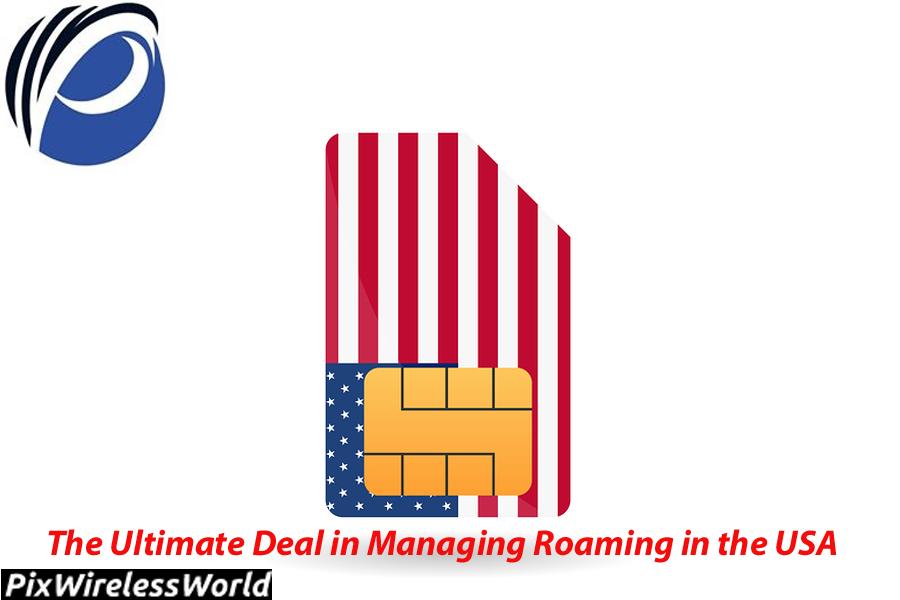 USA travel SIM card