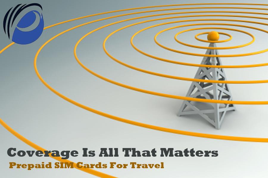Prepaid SIM Cards for Travel