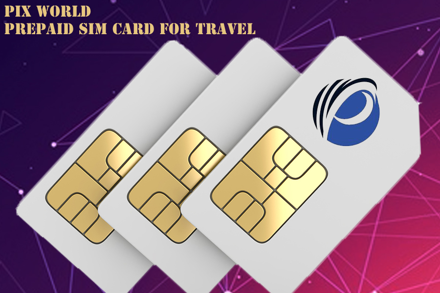 Prepaid SIM Card for Travel