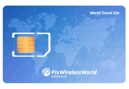 World Travel SIM Cards