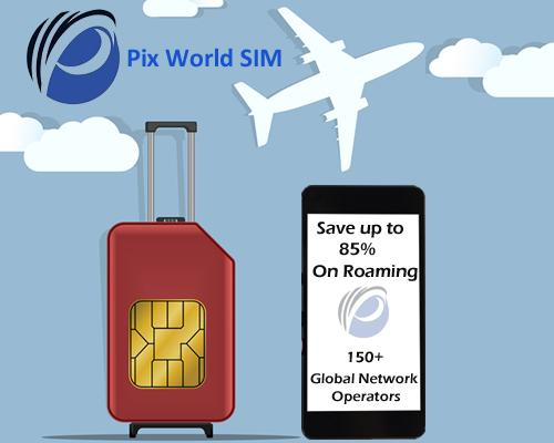 World Travel Prepaid SIM Card