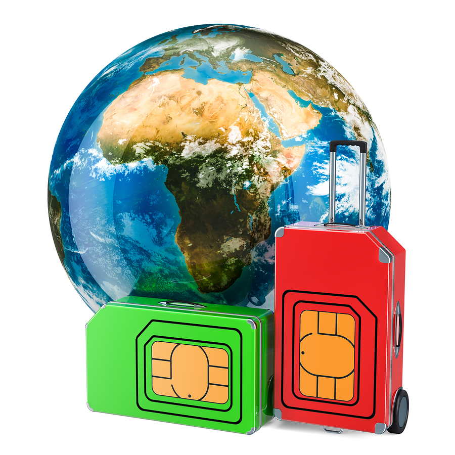 World Travel Prepaid SIM Card