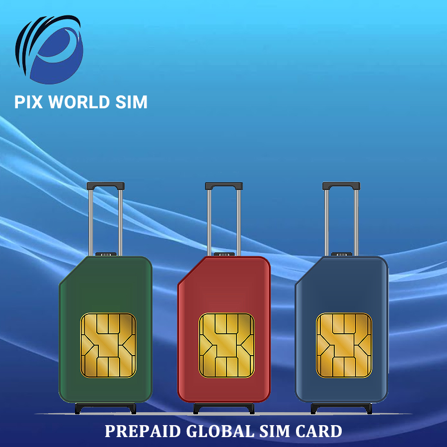 Prepaid Global SIM Card