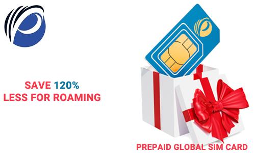 Prepaid Global SIM Cards