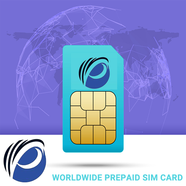 Travel Prepaid SIM Card