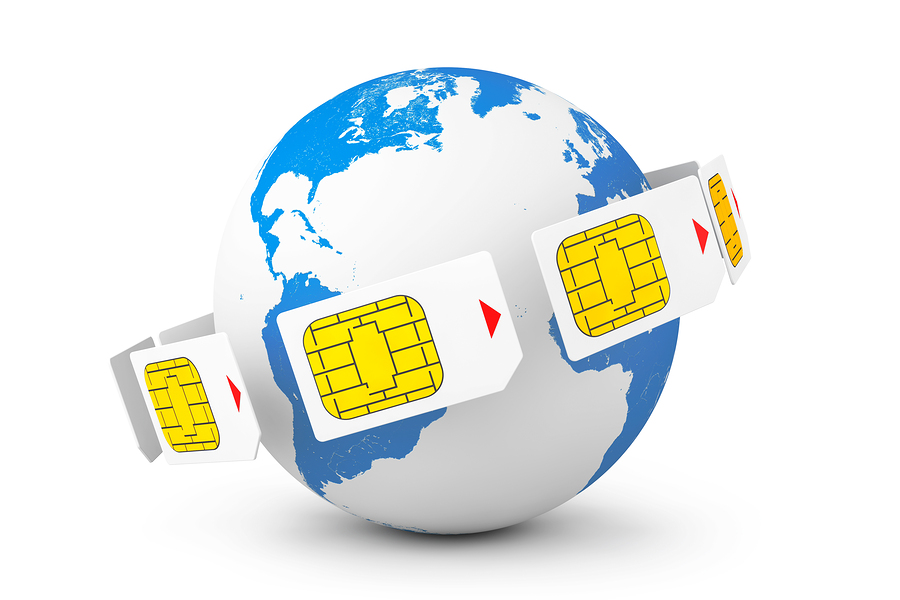 International Prepaid SIM Card