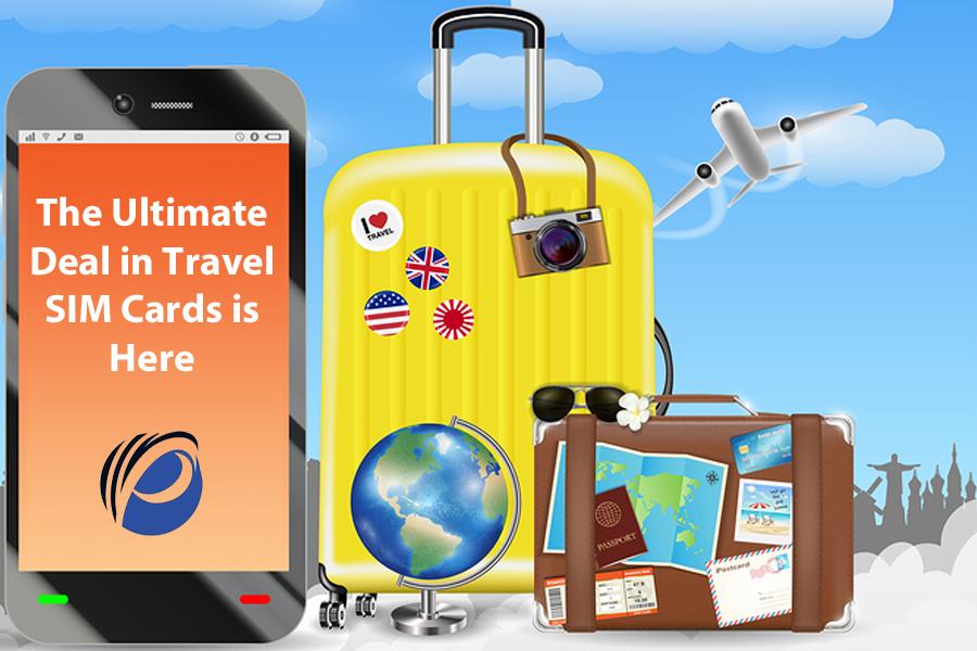 Wireless Traveler Global SIM Card
