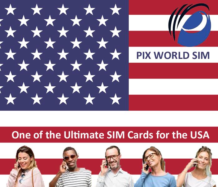 USA Prepaid SIM Card